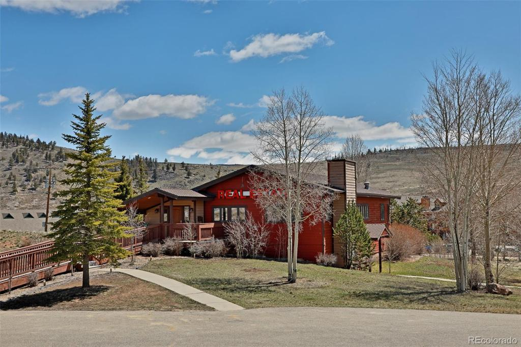 Photo of home for sale at 63331 US Hwy 40, Granby CO