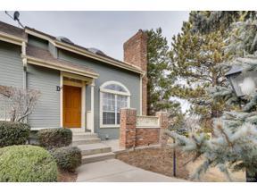 Property for sale at 2916 W Long Circle D, Littleton,  Colorado 80120