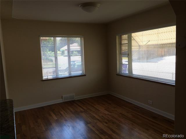 Photo of home for sale at 1300 Jersey Street, Denver CO