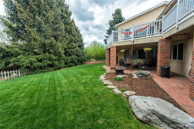 Photo of home for sale at 5412 Camargo Road, Littleton CO