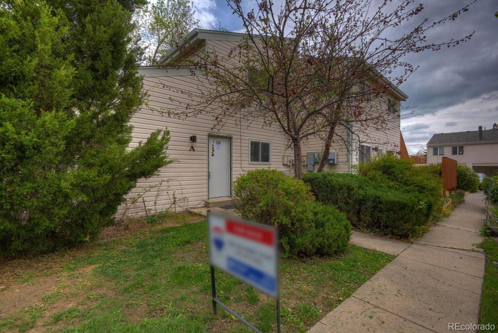 Photo of home for sale at 3720 Iris Avenue, Boulder CO