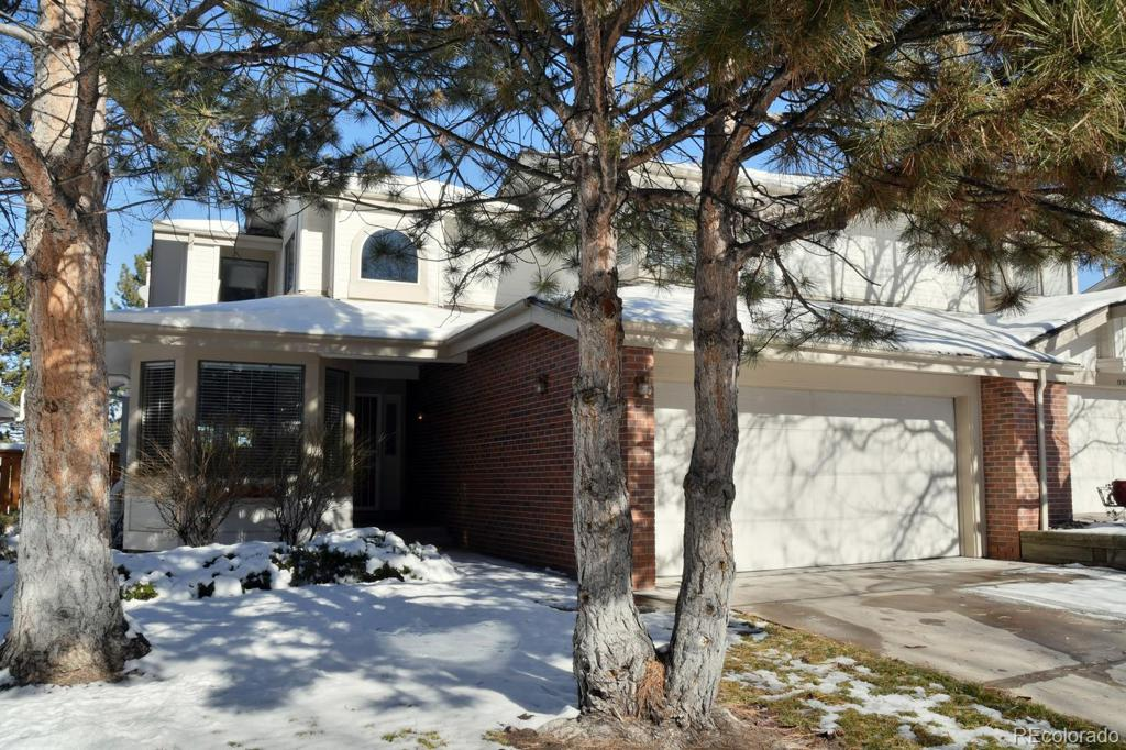 Photo of home for sale at 1341 Northcrest Drive, Highlands Ranch CO