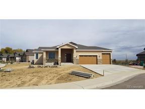 Property for sale at 4243 Carroway Seed Court, Johnstown,  Colorado 80534
