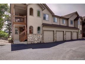 Property for sale at 4286 South Eldridge Street Unit: 101, Morrison,  Colorado 80465