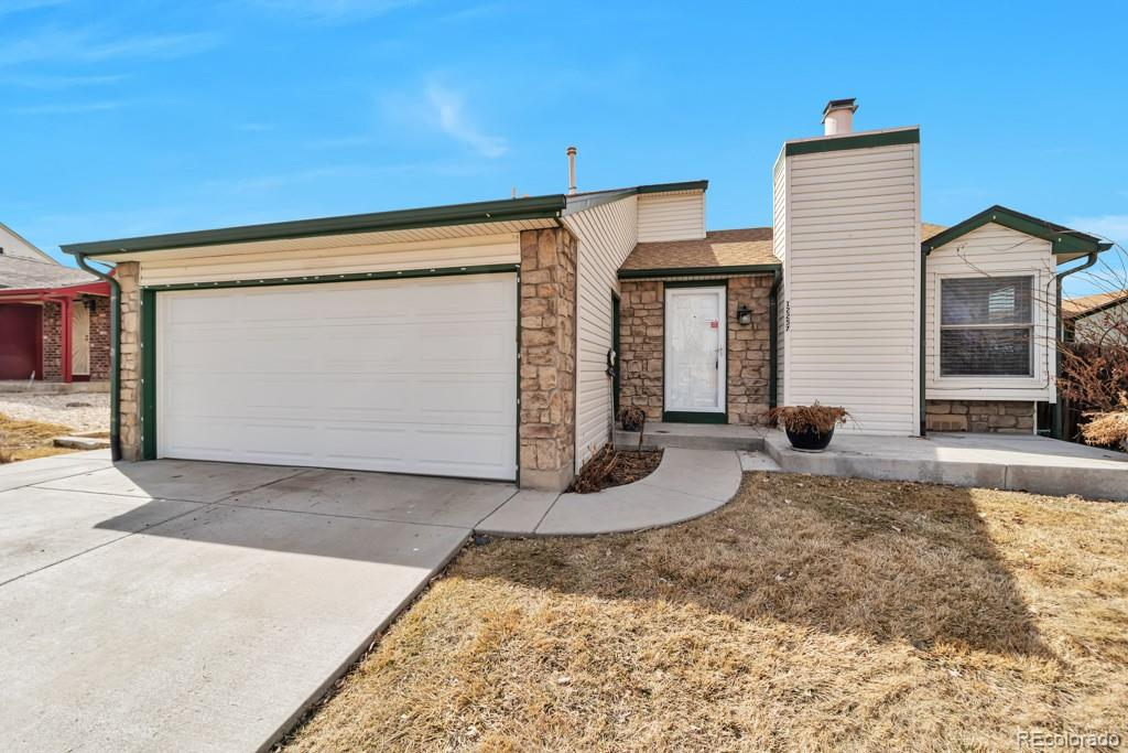 Photo of home for sale at 12257 Fairfax Street, Thornton CO