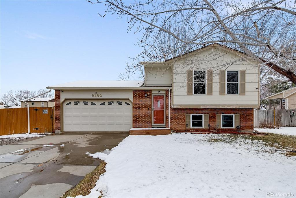 Photo of home for sale at 9182 Albion Street, Thornton CO