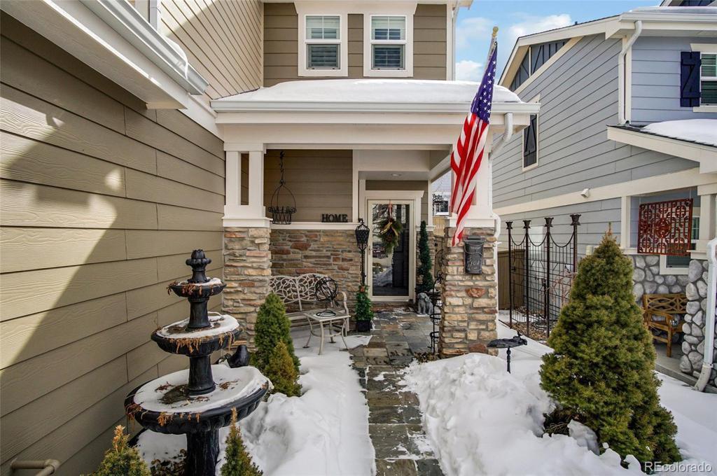 Photo of home for sale at 6238 Wescroft Avenue, Castle Rock CO