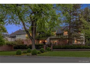 Property for sale at 1625 East 3rd Avenue, Denver,  Colorado 80218