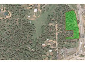 Property for sale at 00000 State Highway 73, Conifer,  Colorado 80433