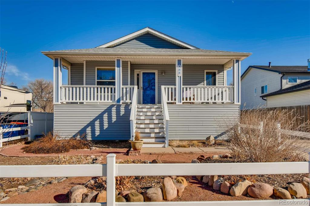 Photo of home for sale at 355 Briggs Street, Erie CO