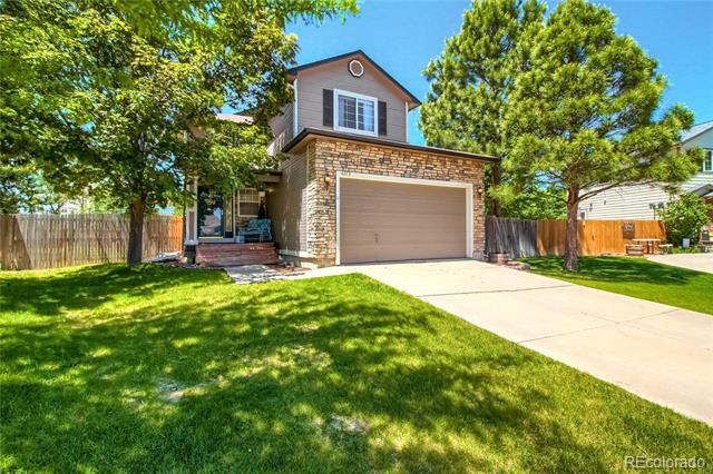 Photo of home for sale at 4273 Shawnee Court South, Aurora CO