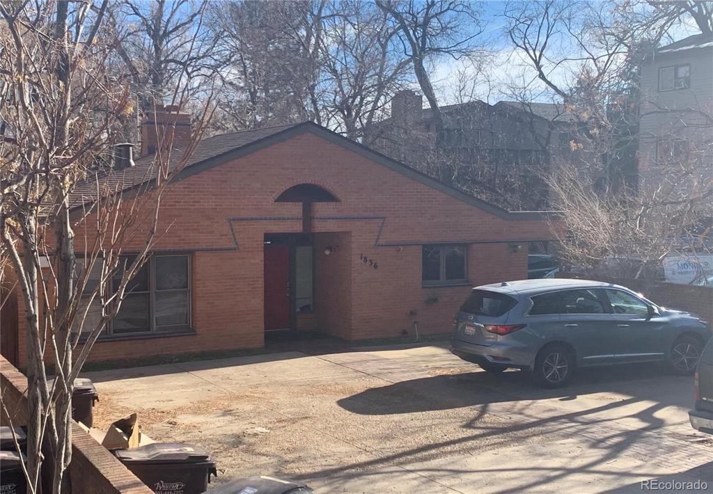 Photo of home for sale at 1836 19th Street, Boulder CO