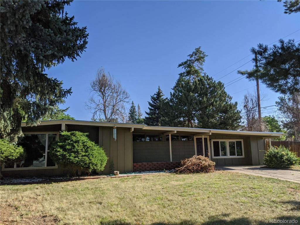 Photo of home for sale at 2401 Valley View Drive, Denver CO
