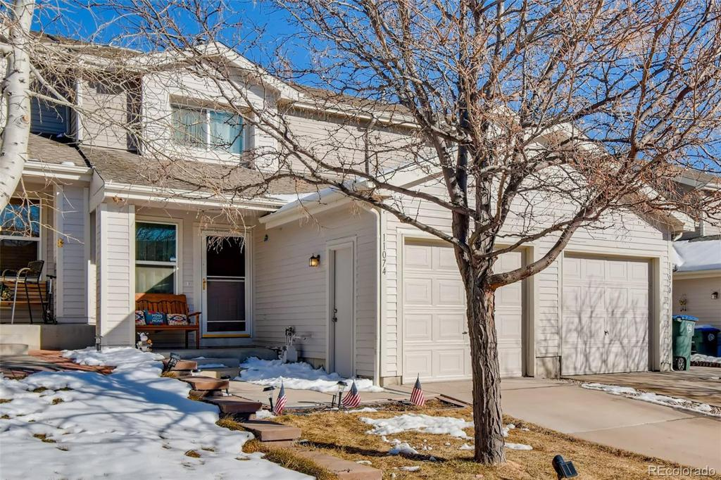 Photo of home for sale at 11074 Gaylord Street, Northglenn CO