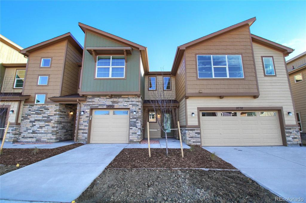 Photo of home for sale at 4187 98th Place E, Thornton CO