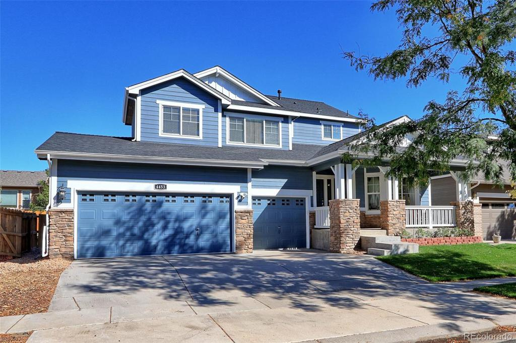 Photo of home for sale at 4453 Tumbleweed Drive, Brighton CO