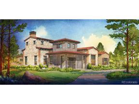 Property for sale at 1211 Wildcat Bend Court, Castle Rock,  Colorado 80108