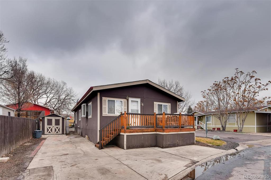Photo of home for sale at 3180 88th Avenue E, Denver CO