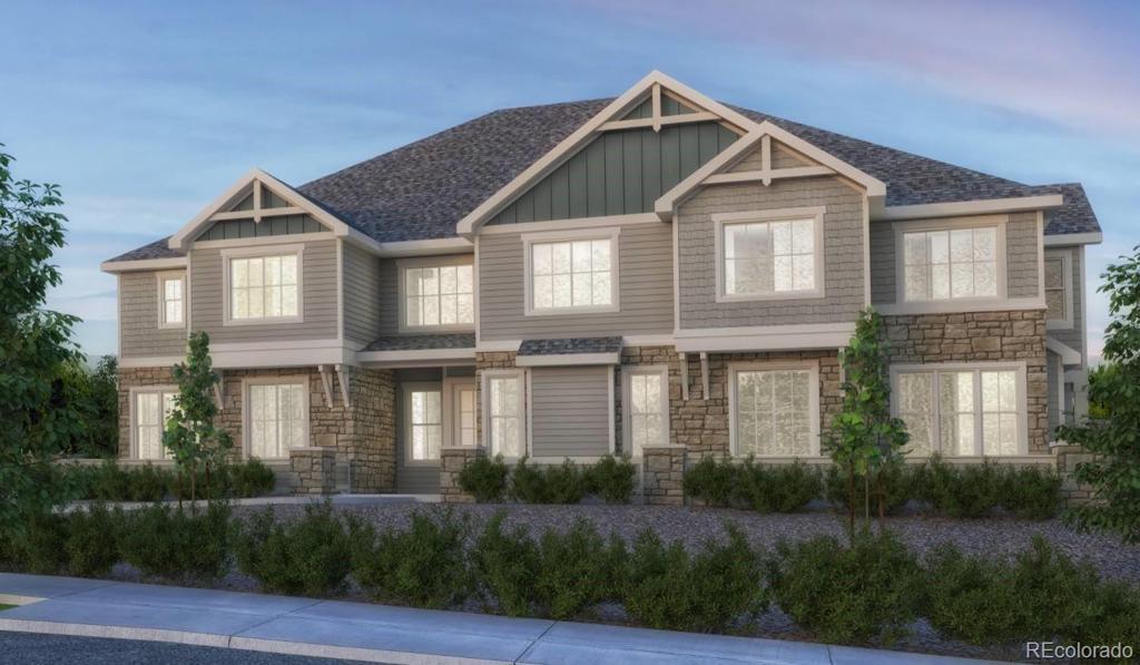 Photo of home for sale at 23545 Platte Drive E, Aurora CO
