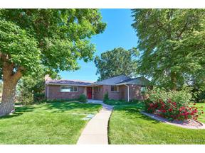 Property for sale at 10495 West 35th Place, Wheat Ridge,  Colorado 80033