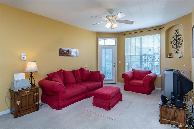 Photo of home for sale at 5723 Gibralter Way North, Aurora CO