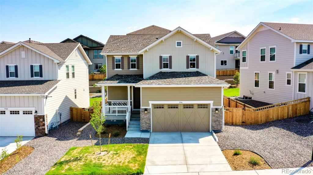 Photo of home for sale at 3996 Forever Circle, Castle Rock CO