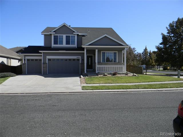 Photo of home for sale at 10020 Jasper Street, Commerce City CO