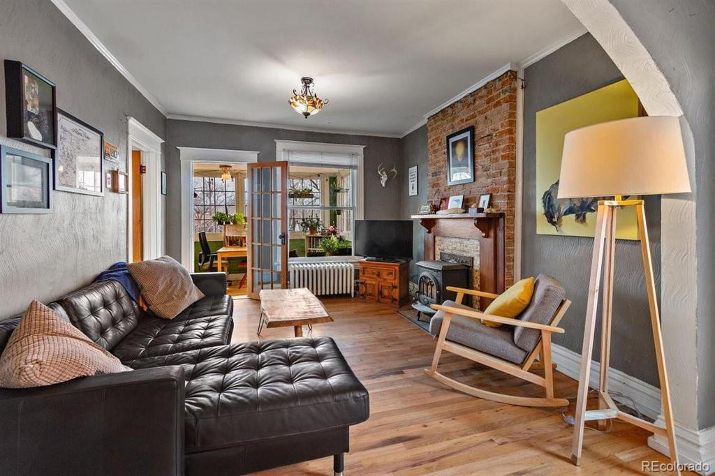 Photo of home for sale at 310 Washington Street S, Denver CO