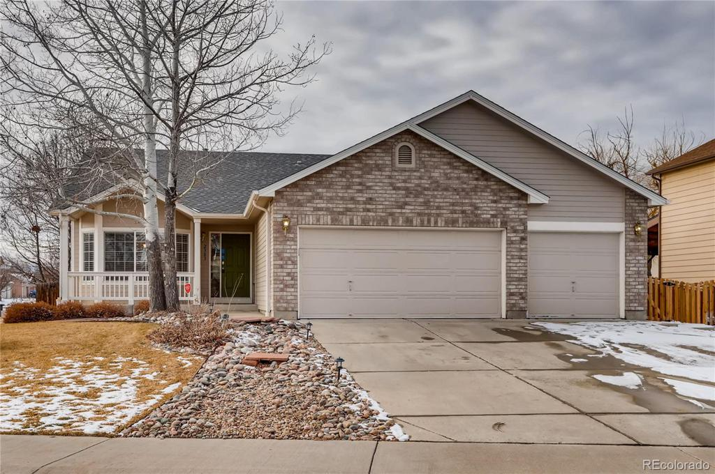 Photo of home for sale at 2303 Flagstaff Drive, Longmont CO