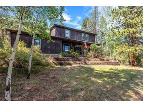 Property for sale at 13713 South Wamblee Valley Road, Conifer,  Colorado 80433