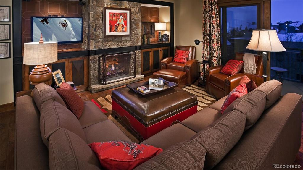Photo of home for sale at 2250 Apres Ski Way, Steamboat Springs CO