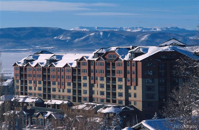 Photo of home for sale at 2300 Mt. Werner Circle 228/229 Cal 8, Steamboat Springs CO