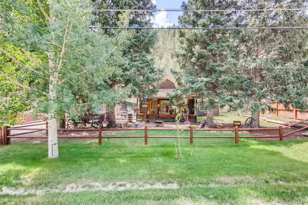 Photo of home for sale at 971 Colorado 103, Idaho Springs CO
