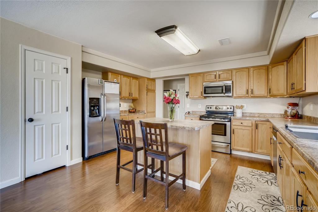 Photo of home for sale at 20085 49th Place E, Denver CO