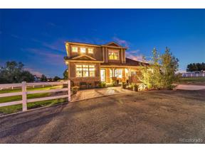 Property for sale at 10801 East 151st Place, Brighton,  Colorado 80602
