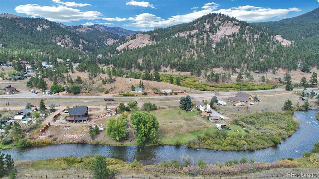 Photo of home for sale at 16774 Pine Valley Road, Pine CO