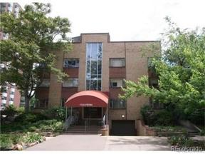 Property for sale at 1130 North Pennsylvania Street Unit: 102, Denver,  Colorado 80203