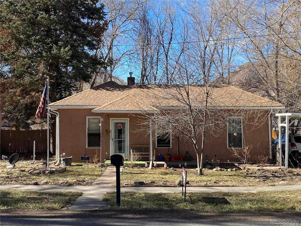 Photo of home for sale at 833 1st Street S, Canon City CO