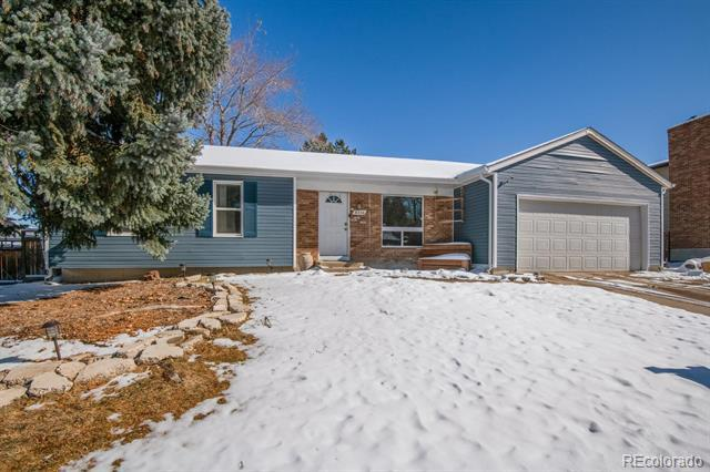 Photo of home for sale at 9256 Holland Street, Westminster CO