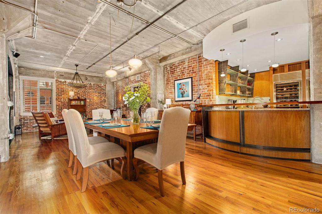 Photo of home for sale at 1449 Wynkoop Street, Denver CO