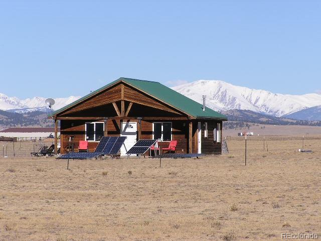 Photo of home for sale at 1507 Montoya Lane, Lake George CO