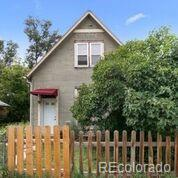 Photo of home for sale at 833 Newton Street North, Denver CO