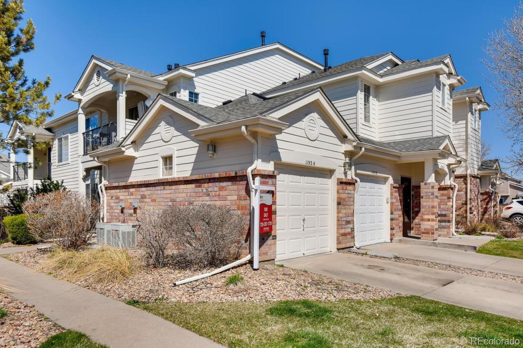 Photo of home for sale at 1193 Alton Street S, Denver CO