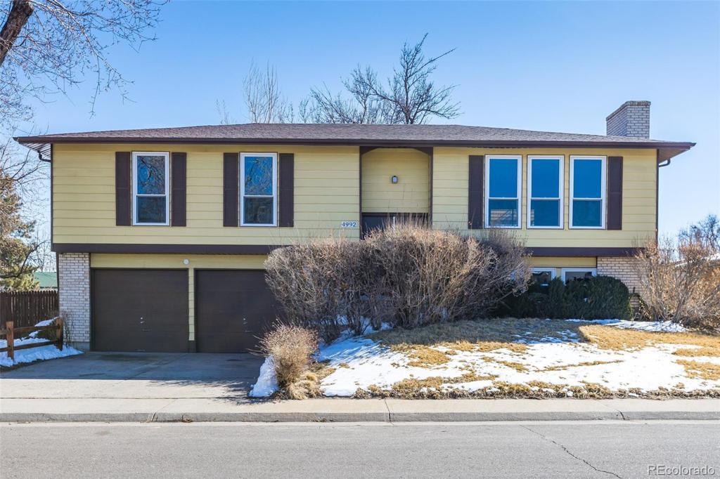 Photo of home for sale at 4992 Xanadu Street, Denver CO
