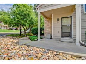 Property for sale at 822 Summer Drive, Highlands Ranch,  Colorado 80126