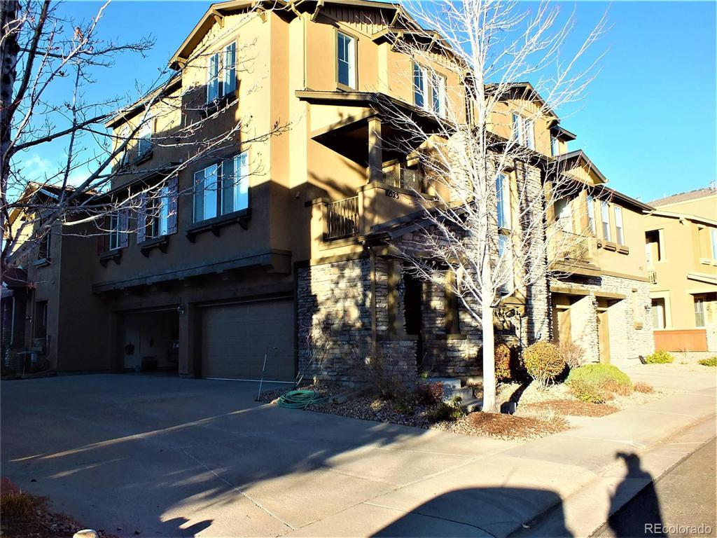 Photo of home for sale at 10523 Ashfield Street, Highlands Ranch CO