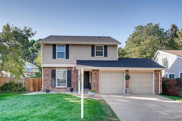 Photo of home for sale at 8201 San Juan Range Road South, Littleton CO