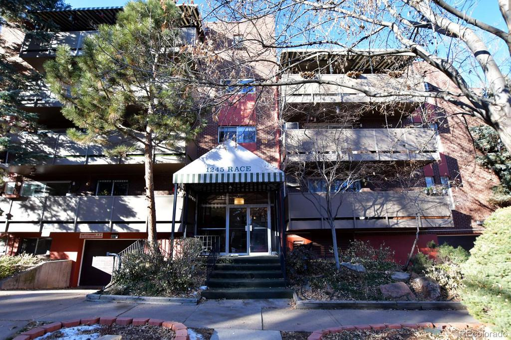 Photo of home for sale at 1245 Race Street, Denver CO
