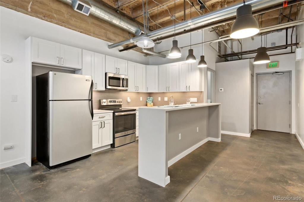 Photo of home for sale at 1300 Pennsylvania Street N, Denver CO