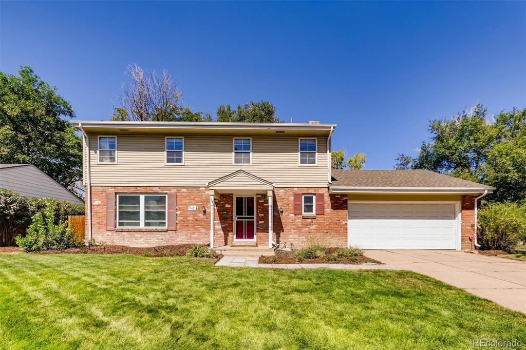Photo of home for sale at 6471 Cornell Avenue E, Denver CO